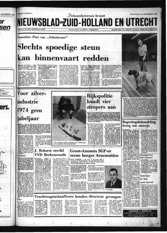 Schoonhovensche Courant 1974-12-30