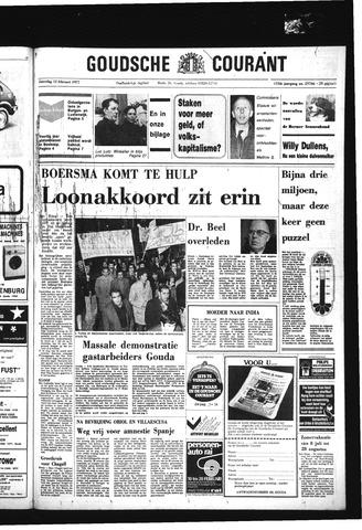 Goudsche Courant 1977-02-12