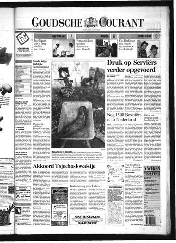 Goudsche Courant 1992-08-27