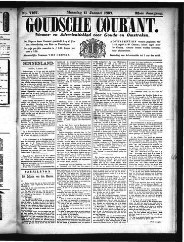 Goudsche Courant 1897-01-11