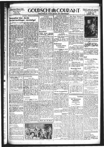 Goudsche Courant 1943-03-08