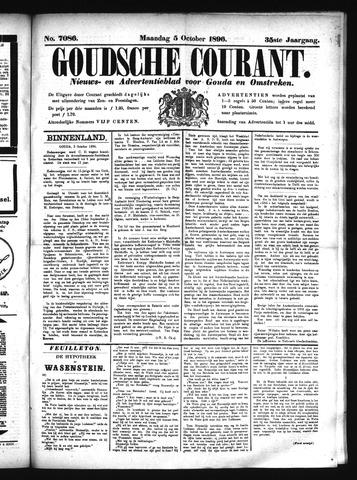 Goudsche Courant 1896-10-05