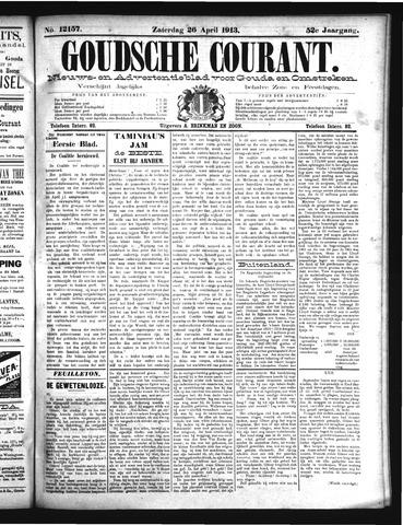 Goudsche Courant 1913-04-26