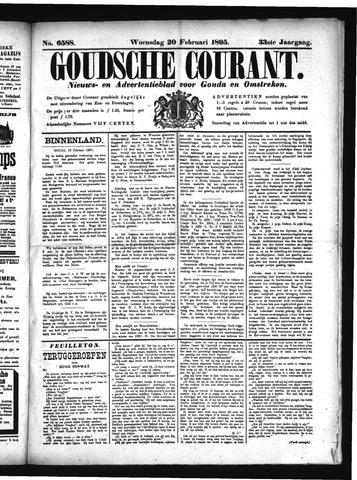 Goudsche Courant 1895-02-20