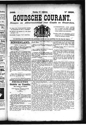 Goudsche Courant 1889-08-13