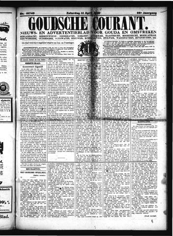 Goudsche Courant 1928-04-14