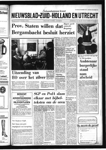 Schoonhovensche Courant 1975-12-22