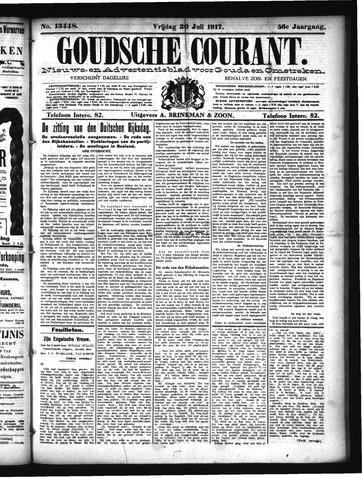 Goudsche Courant 1917-07-20