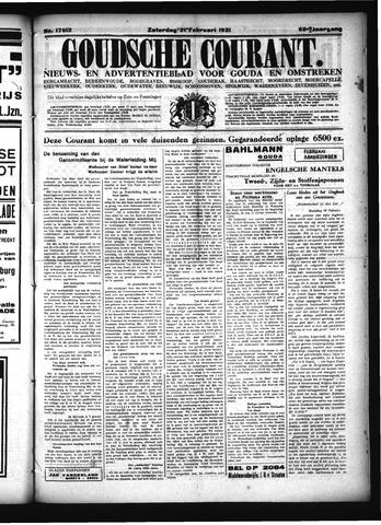 Goudsche Courant 1931-02-21