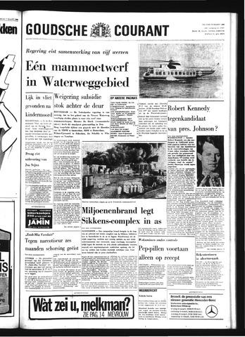 Goudsche Courant 1968-03-08