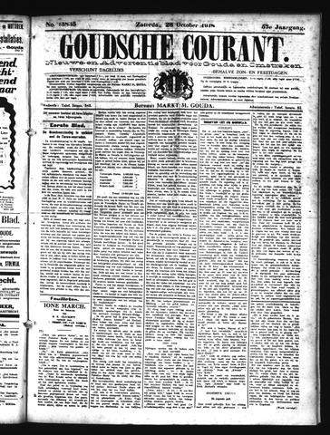 Goudsche Courant 1918-10-26