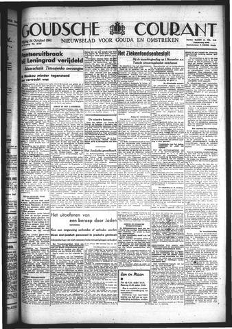 Goudsche Courant 1941-10-24