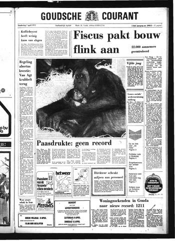 Goudsche Courant 1977-04-07
