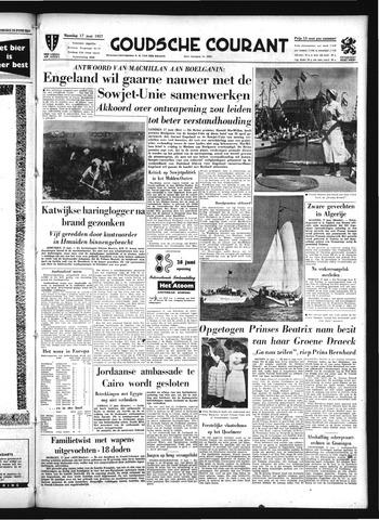 Goudsche Courant 1957-06-17