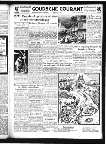 Goudsche Courant 1952-08-18