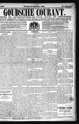 Goudsche Courant 1922-12-19