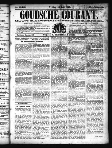 Goudsche Courant 1917-07-13