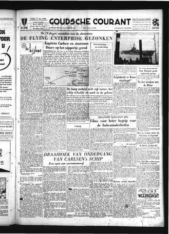Goudsche Courant 1952-01-11