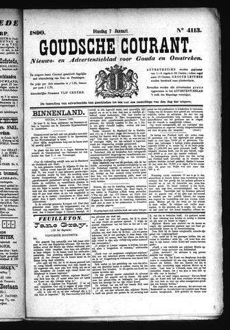 Goudsche Courant 1890-01-07