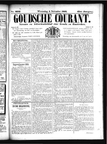 Goudsche Courant 1903-11-04