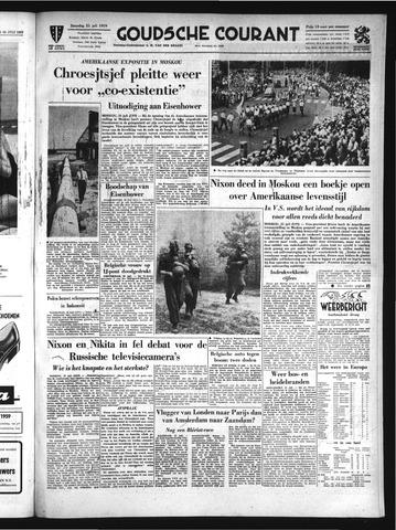 Goudsche Courant 1959-07-25