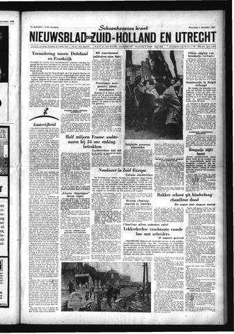 Schoonhovensche Courant 1959-12-02