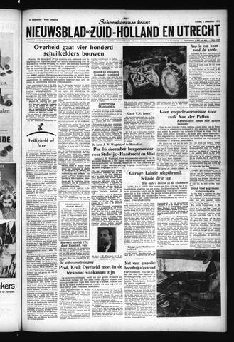 Schoonhovensche Courant 1961-12-01