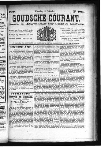 Goudsche Courant 1889-09-11