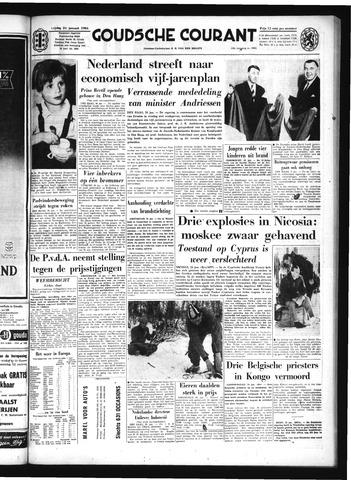 Goudsche Courant 1964-01-24