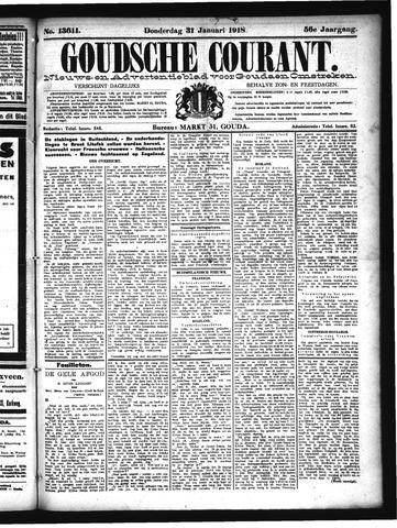 Goudsche Courant 1918-01-31