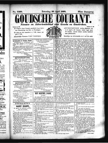 Goudsche Courant 1898-04-30