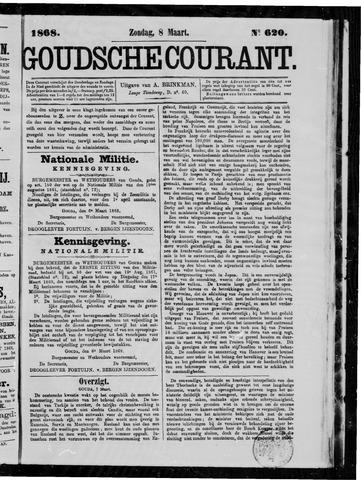 Goudsche Courant 1868-03-08