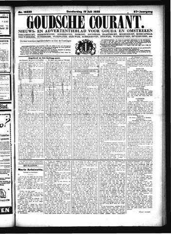 Goudsche Courant 1928-07-19