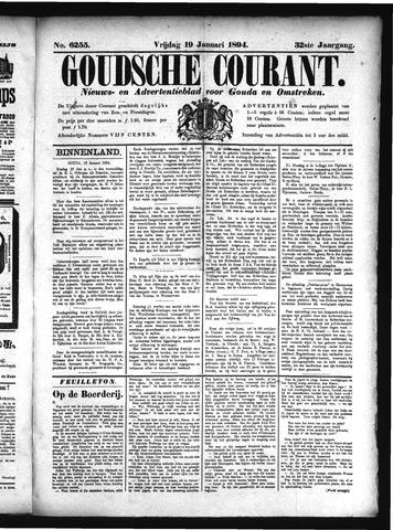Goudsche Courant 1894-01-19