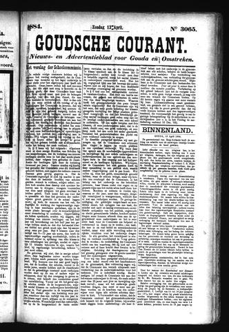 Goudsche Courant 1884-04-13