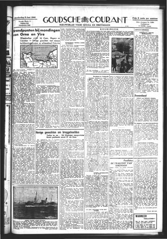 Goudsche Courant 1944-06-08