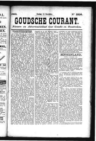 Goudsche Courant 1885-12-13