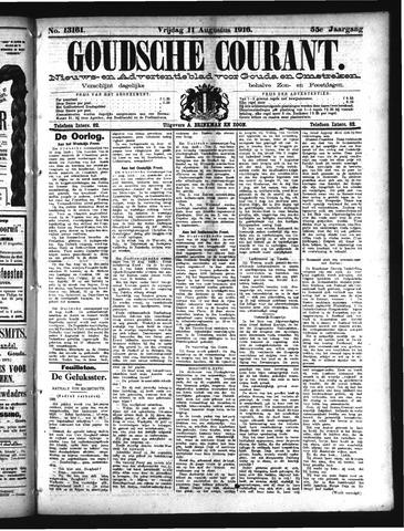 Goudsche Courant 1916-08-11