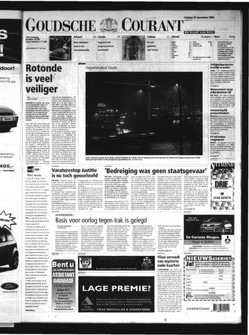 Goudsche Courant 2002-12-20