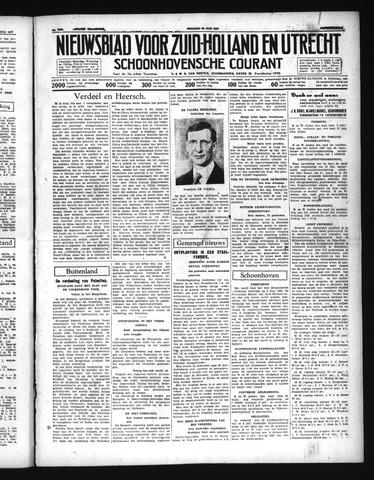 Schoonhovensche Courant 1937-07-23