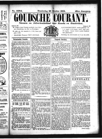 Goudsche Courant 1910-10-20