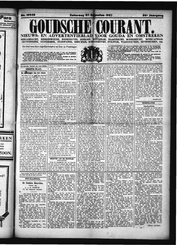 Goudsche Courant 1927-08-27