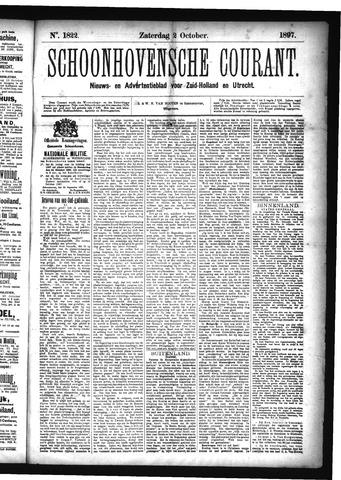 Schoonhovensche Courant 1897-10-02