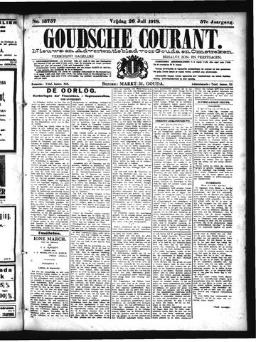 Goudsche Courant 1918-07-26