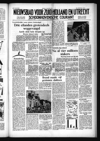 Schoonhovensche Courant 1953-08-14