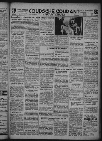Goudsche Courant 1948-03-10