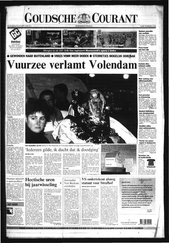 Goudsche Courant 2001-01-01