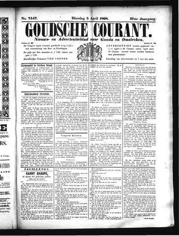 Goudsche Courant 1898-04-05