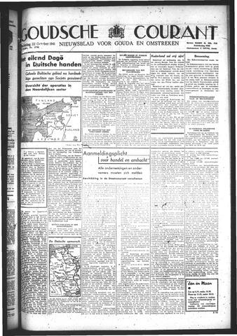 Goudsche Courant 1941-10-22
