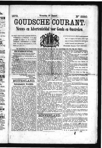 Goudsche Courant 1879-01-29